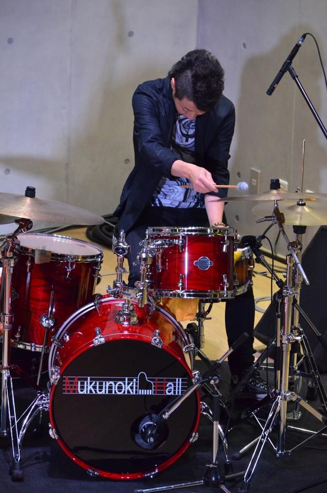 寺井さんドラム